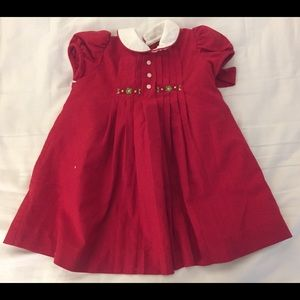 Classic girls smock dress